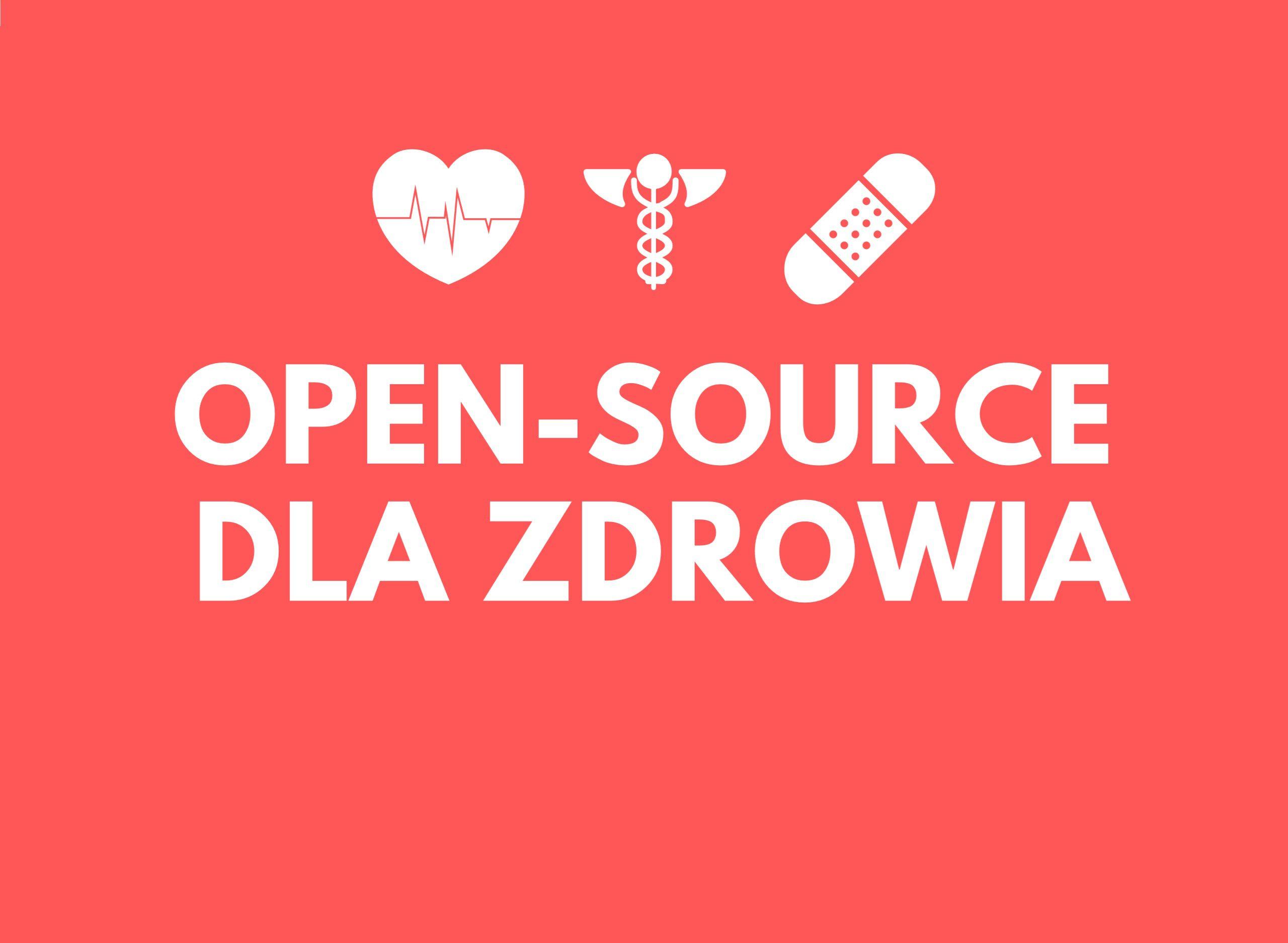Open-source dla zdrowia