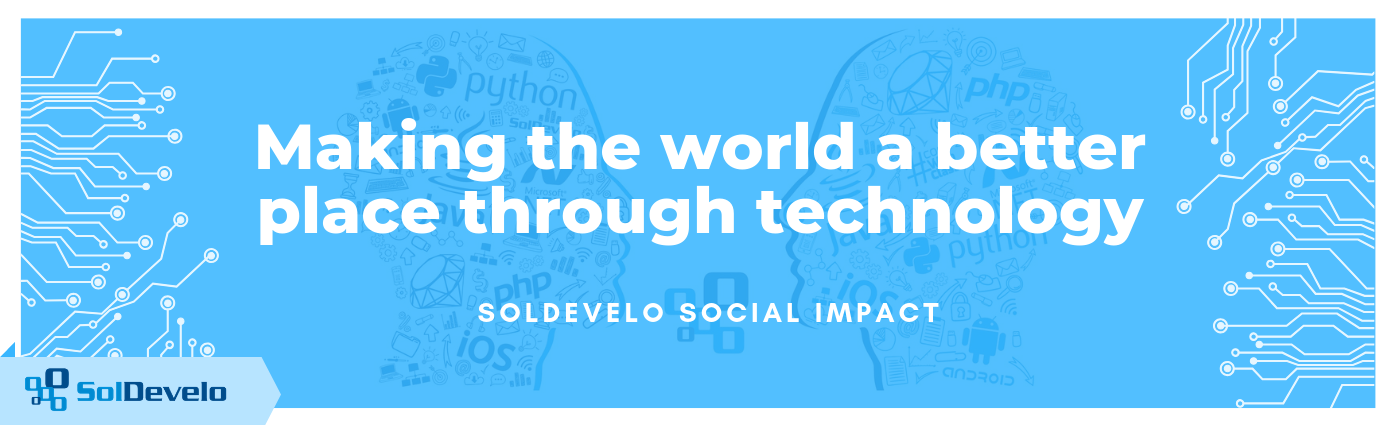 SolDevelo foundation, social impact, social media, technology