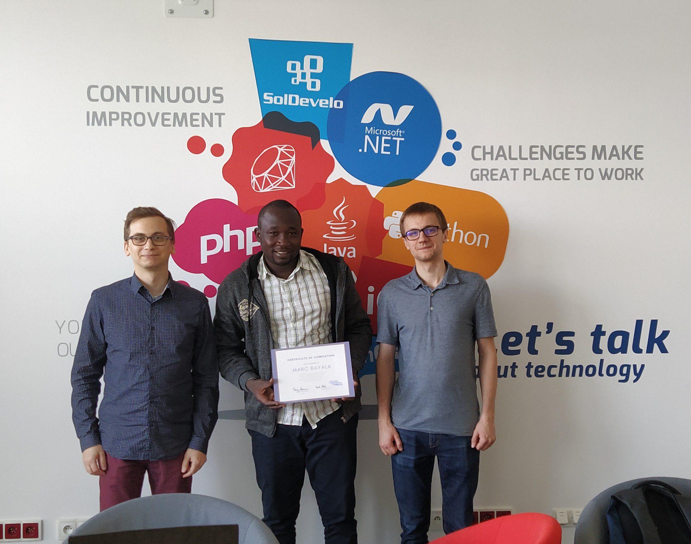 IeDA, Burkina Faso, workshops, Project Management Platform, SolDevelo Foundation